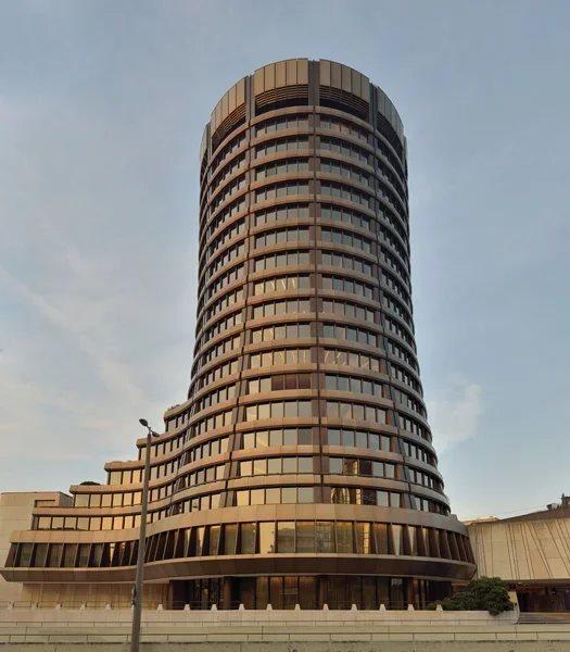 Штаб-квартира Банка международных расчётов в Швейцарии