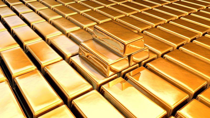 Золото - это деньги
