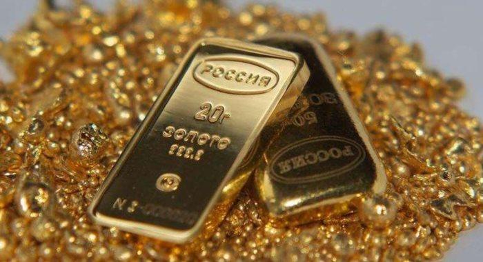 О золоте, долларе и рубле