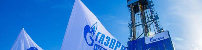 Безумие акций Газпрома