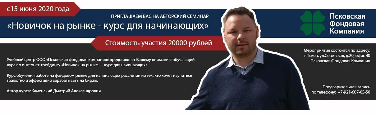 Подробнее о семинарах Дмитрия Каменского