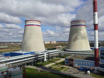 энергетический холдинг Интер РАО