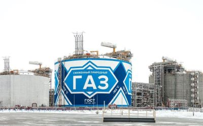 НОВАТЭК независимый производитель природного газа