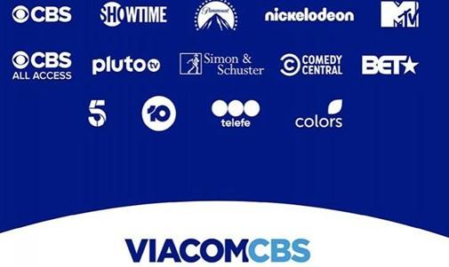 Каналы ViacomCBS