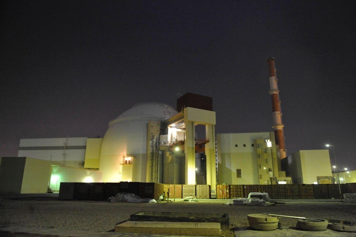 АЭС «Бушер-1»
