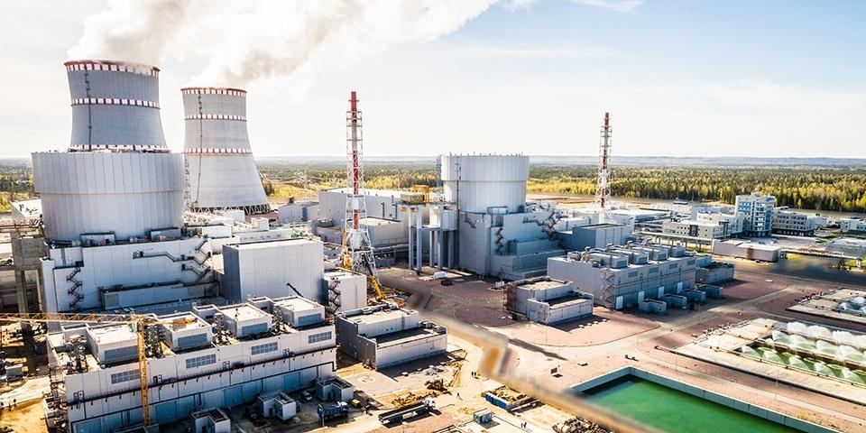 ЛАЭС-2. Фото от 24.07.2020