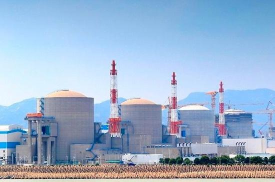 Первые 4 блока с ВВЭР-1000 АЭС «Таньвань»